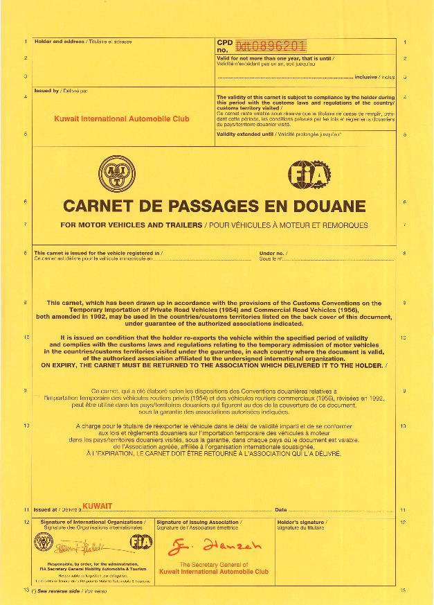 Risultati immagini per cpd douane